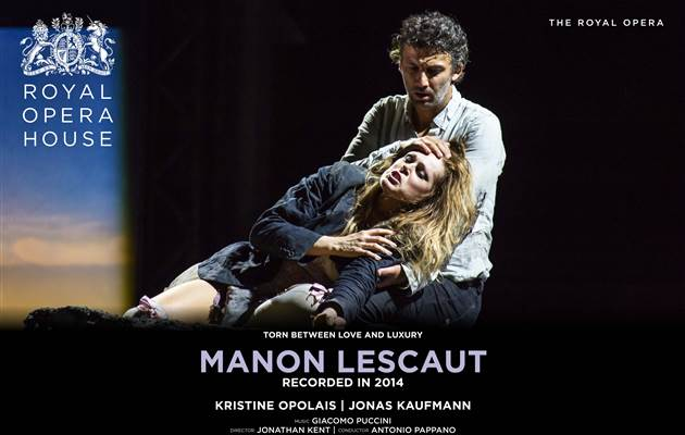 Royal Opera House: Manon Lescaut